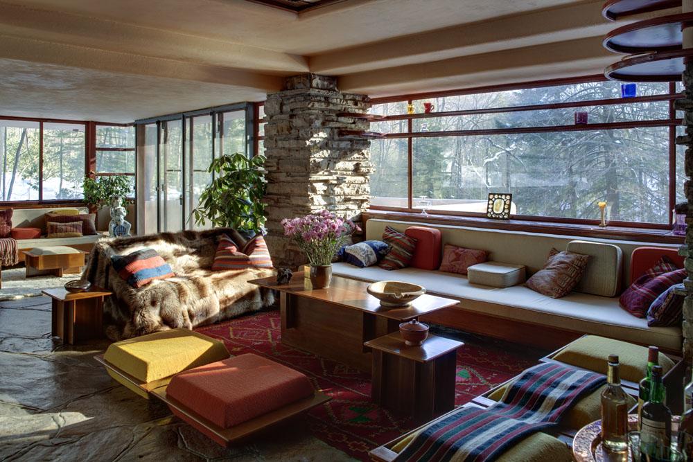 Interior living space.
