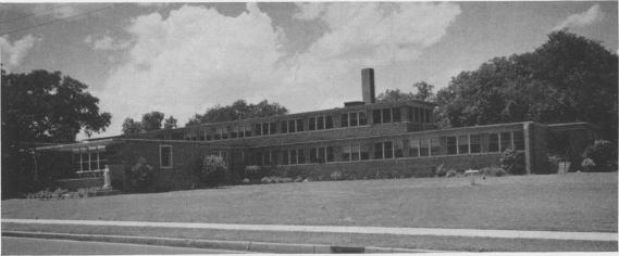Saint Martin De Porres Hospital, no date, pre-1964