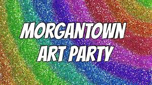 Morgantown Art Party's logo