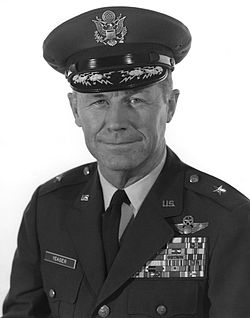 "Photo of United States Air Force Brigadier General Charles Elwood ""Chuck"" Yeager--Source: N/A"