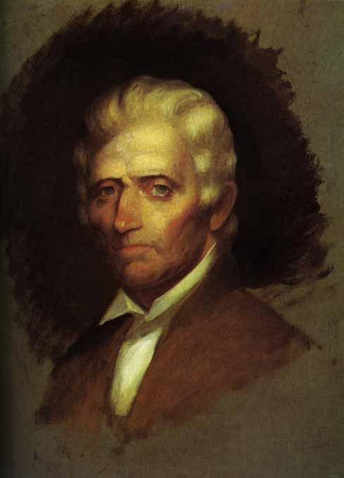 Daniel Boone (1734-1820)