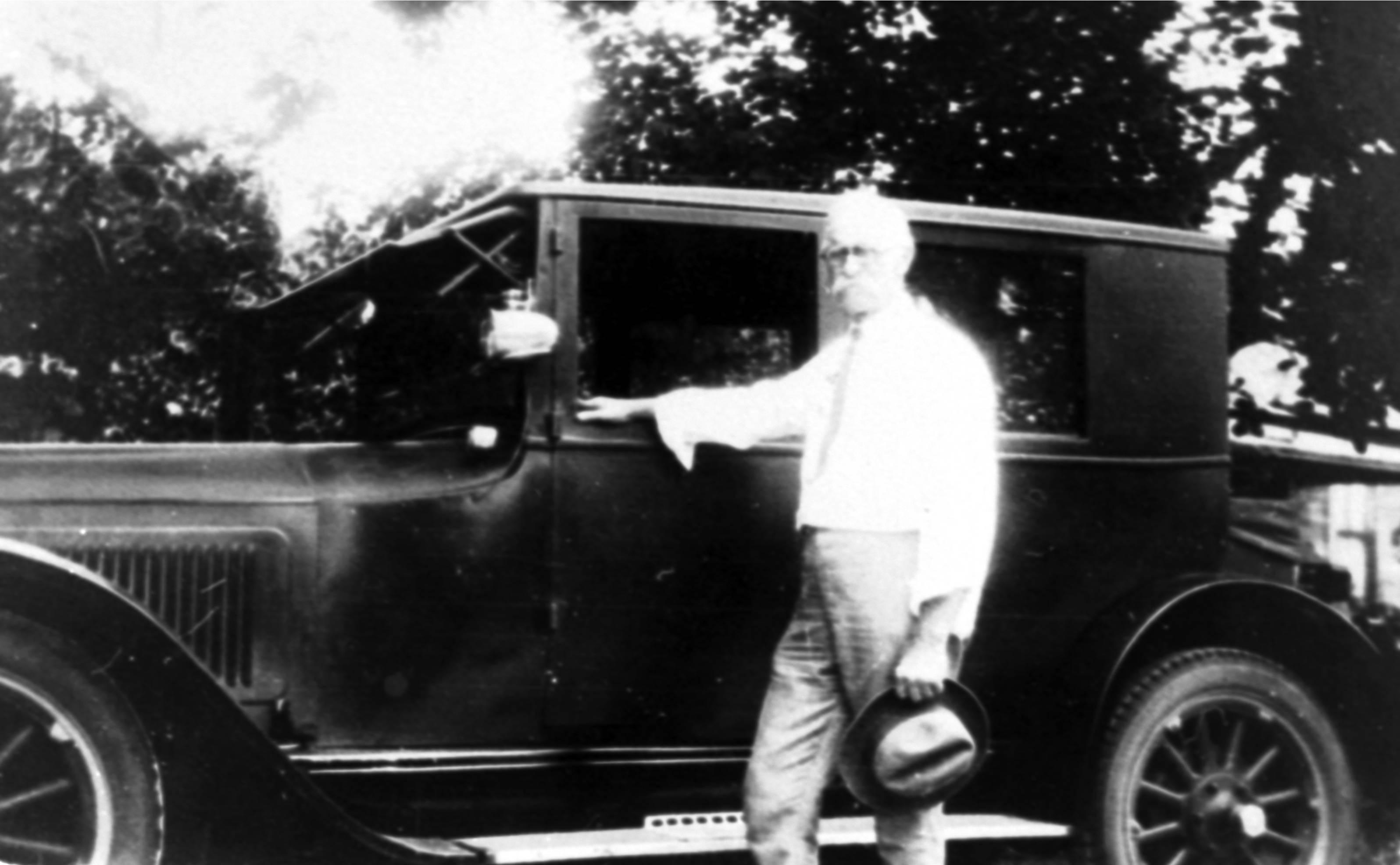 Peter S. Harllee ca. 1930