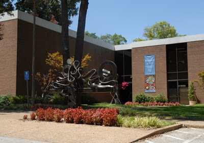 The Tyler Museum of Art opened in 1971.