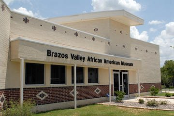 The Brazos Valley African American Museum opened in 2006.