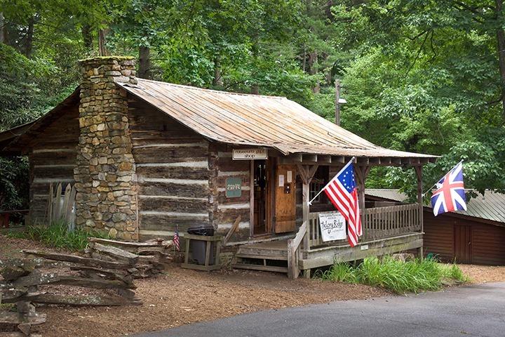The Frazier Cabin