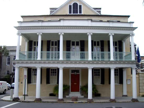 Branford-Horry House