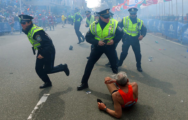 Boston Marathon Bombings of 2013