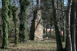 Remains of Fort Payne