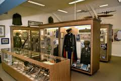 Exhibit on Military inside