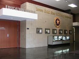 Picture of the Iowa Gold Star Military Museum