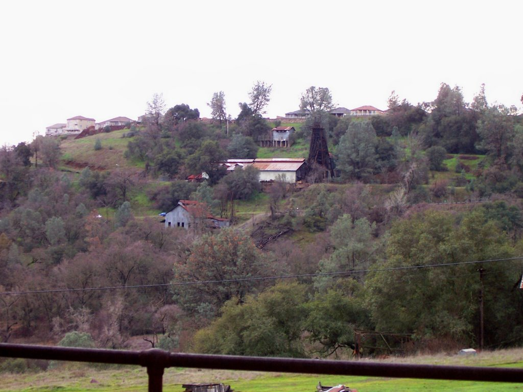 The Argonaut mine as it stands today.