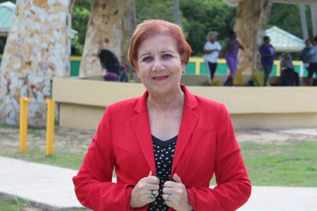 Julia Nazario, the Mayor of Loiza, decided to turn the cave's land into a historic park.