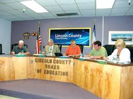 Lincoln County Board of Education Meeting