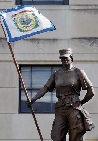 West Virginia Female Veterans' Memorial