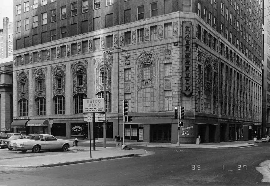 Ambassador Theatre, St. Louis