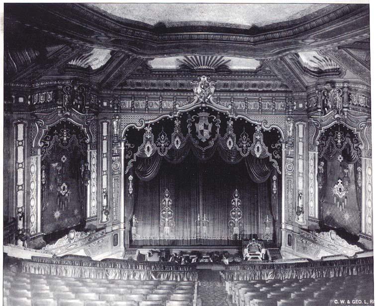 Ambassador Theatre - Auditorium