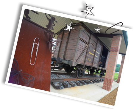 Picture of the railcar.