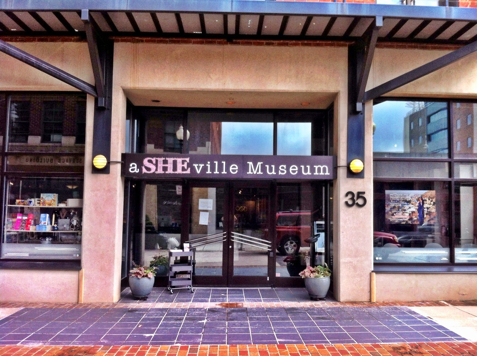 This relatively new museum focuses on the history of women and girls in Asheville and beyond.
