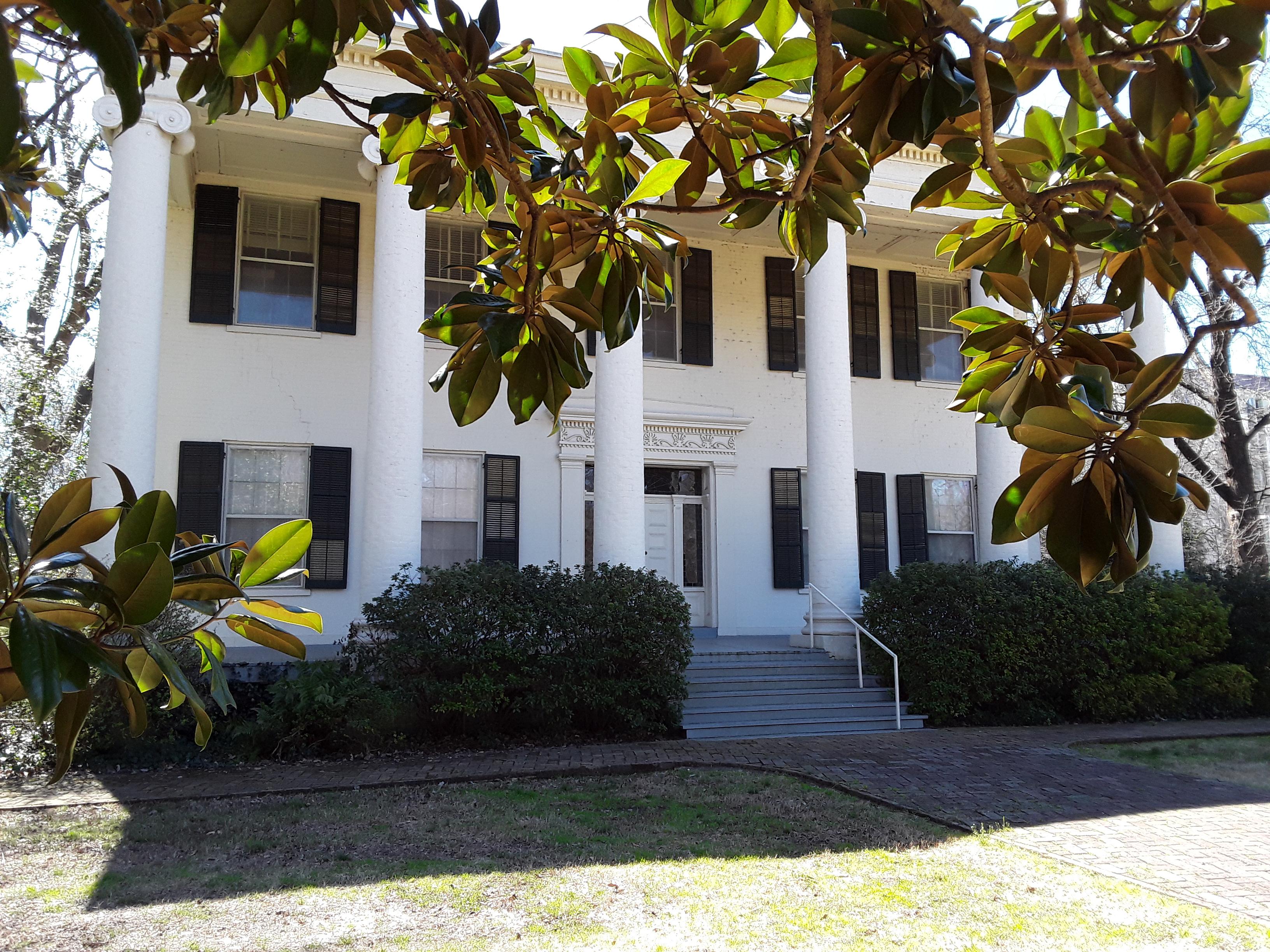 Pike-Terry-Fletcher Mansion