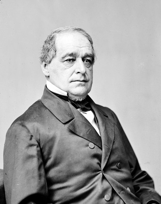 Image of Hannibal Hamlin.