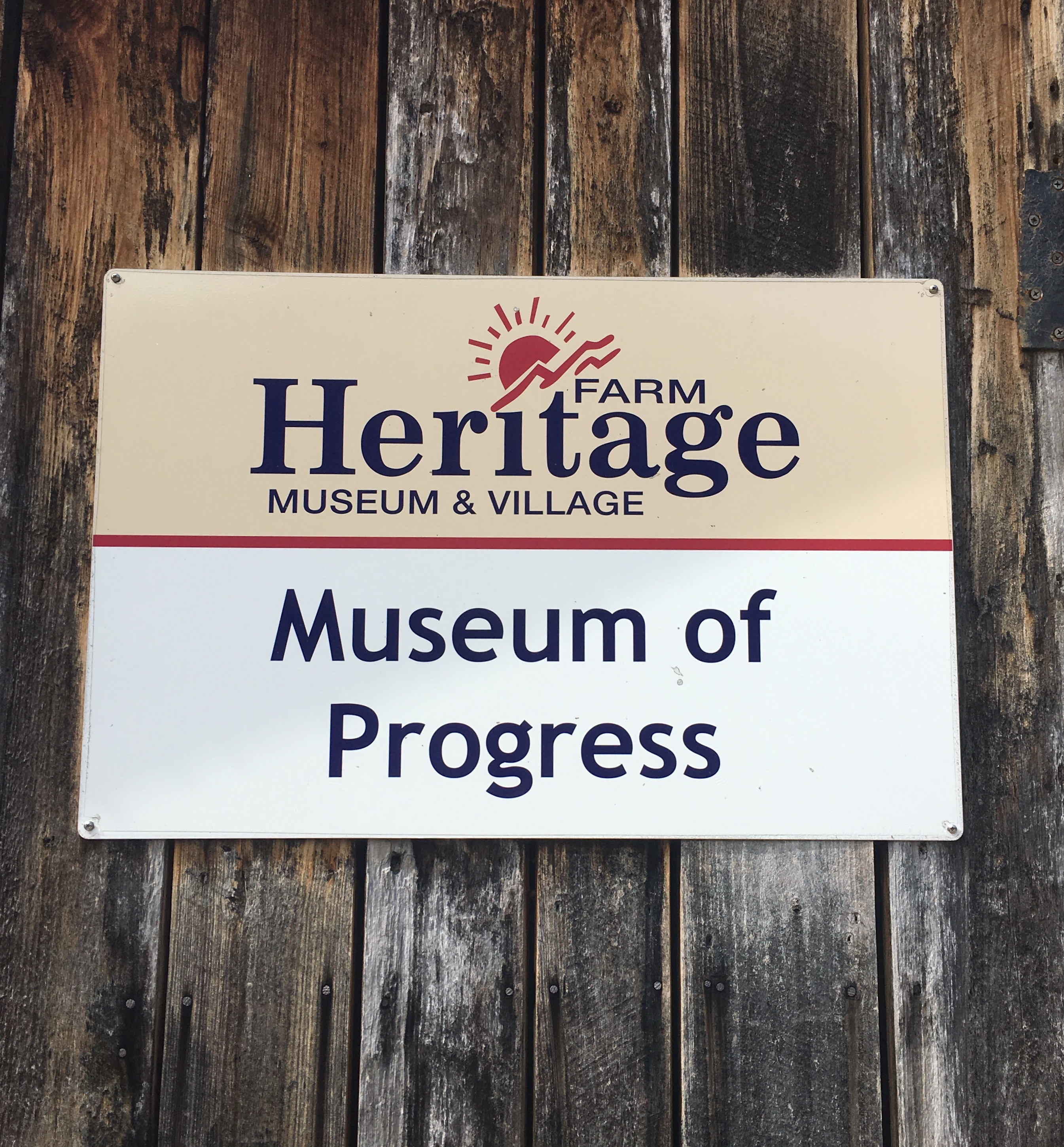 The Progress Museum explores the development of technology and everyday life in Appalachia over the past few centuries.