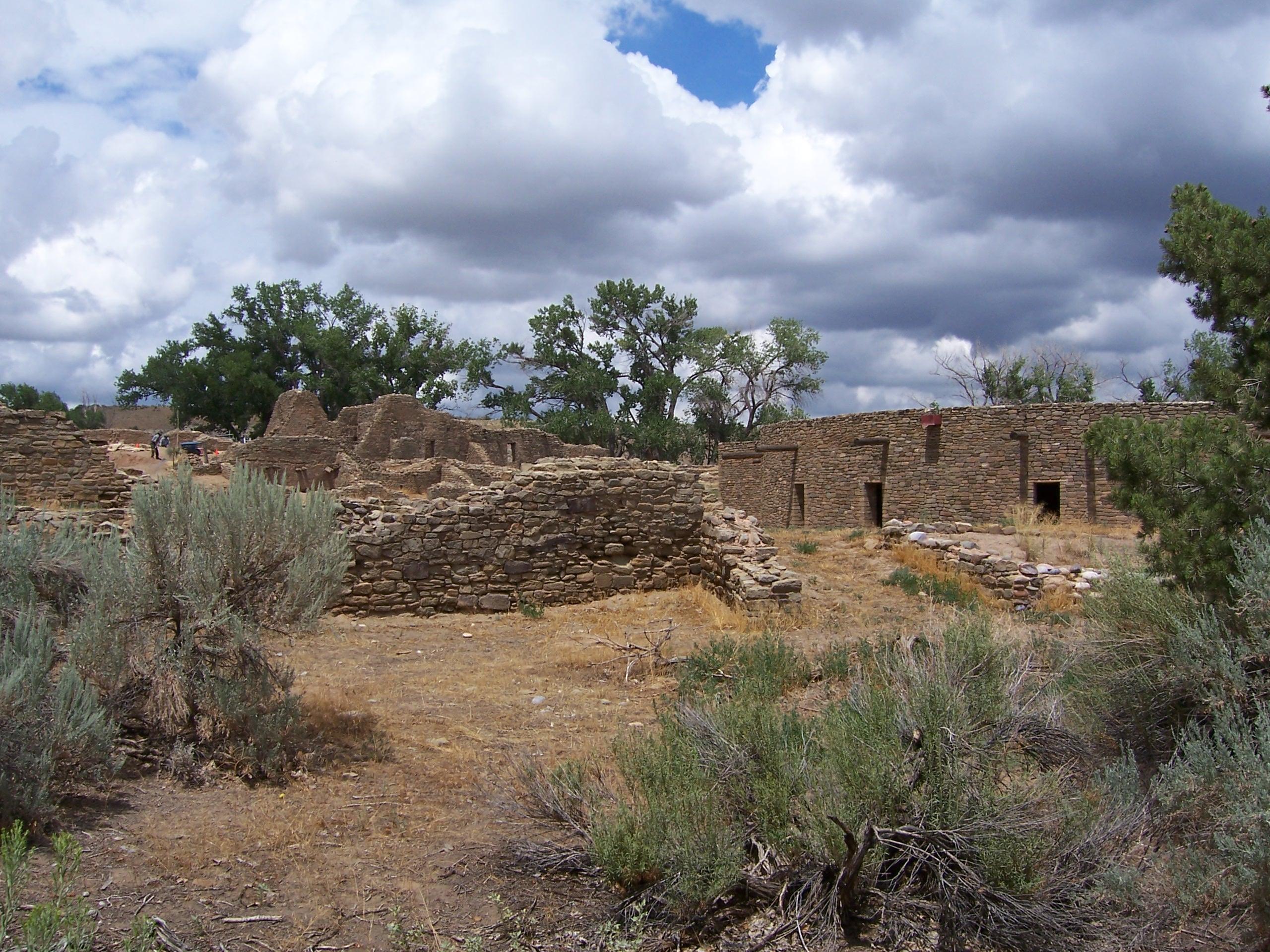 Exterior walls