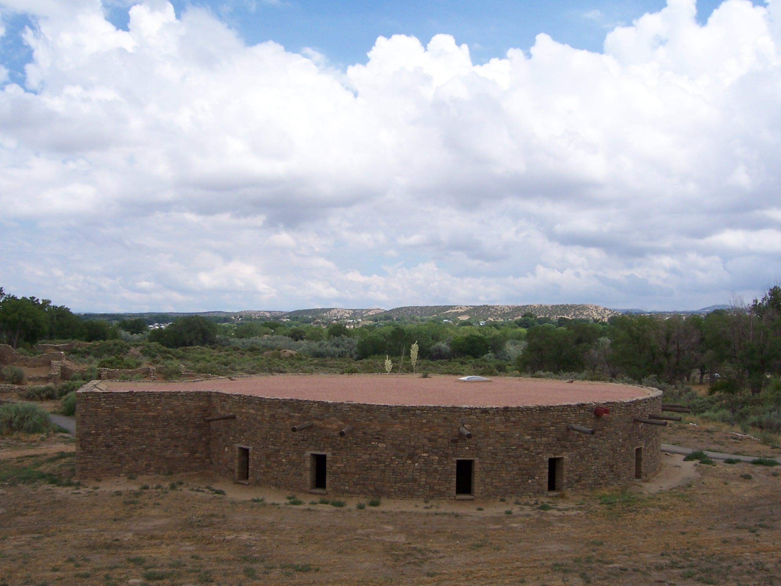 Kiva exterior