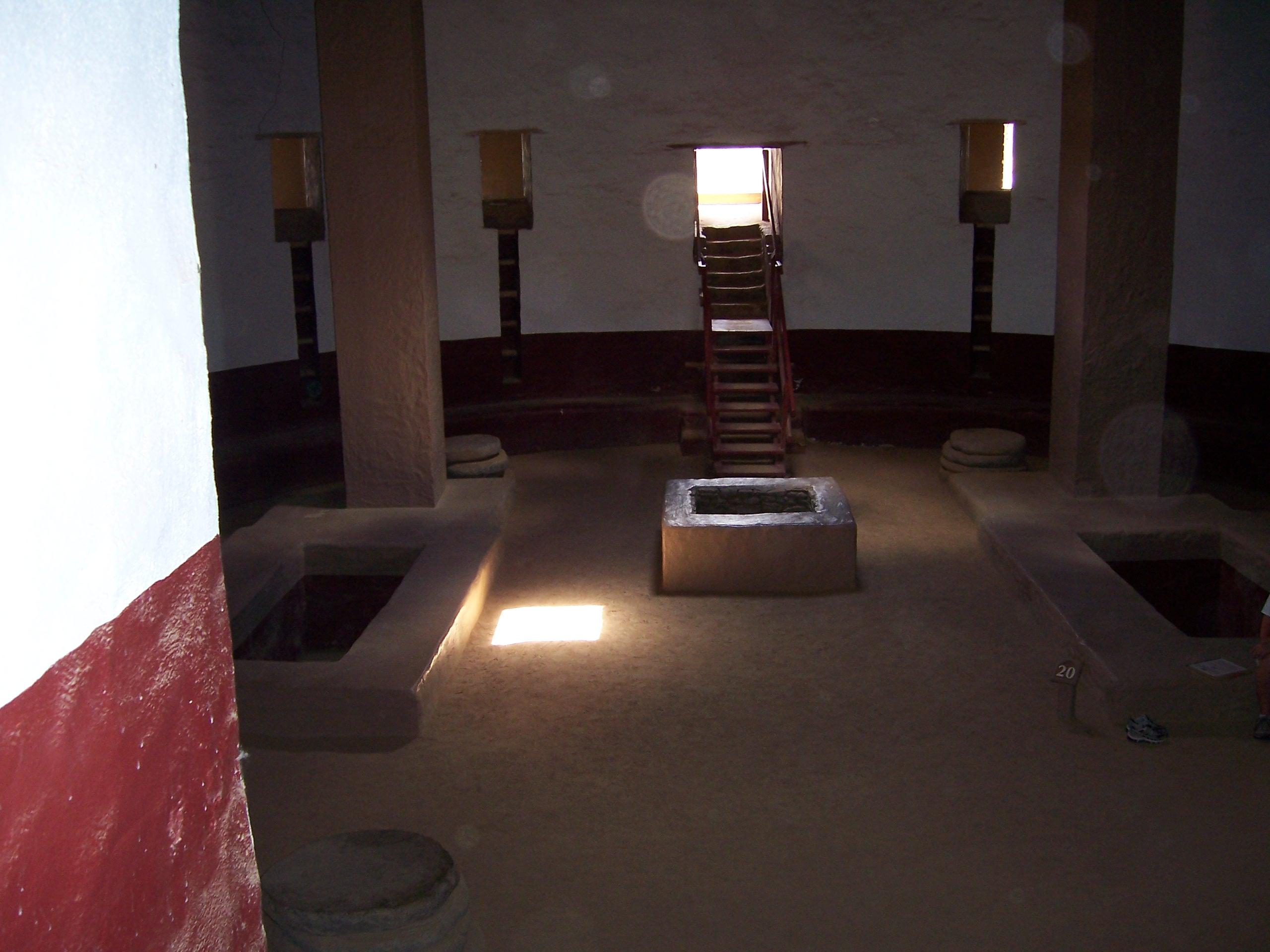 Kiva Interior