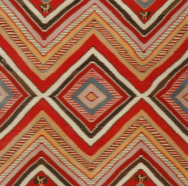 Exhibit of Native American Weaving