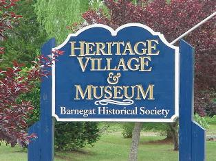 Heritage Village is open on the first Sunday of each month, and is also available for special events upon request.