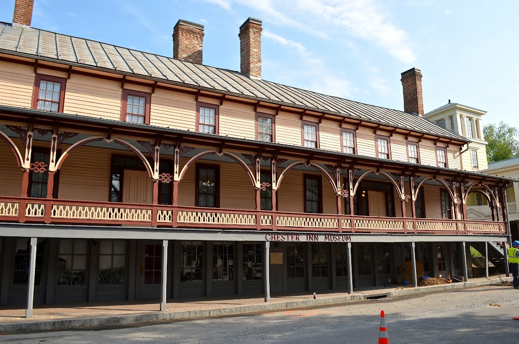 The state of Tennessee purchased the historic inn in 1989. After fundraising and restoration, it opened as a local history museum in 2011.