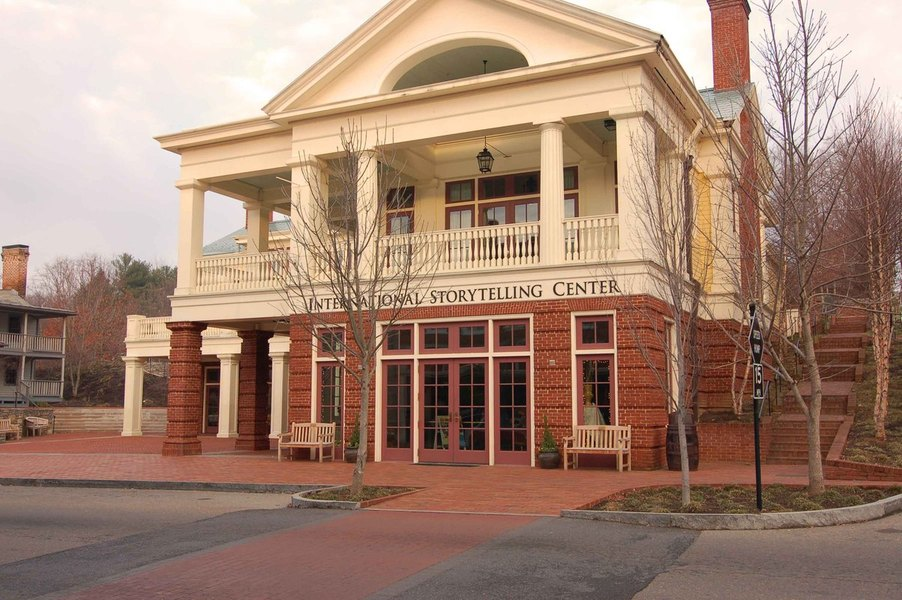 The International Storytelling Headquarters, serves as the site for the Annual Storytelling Festival held in Jonesborough every year at the beginning of August.