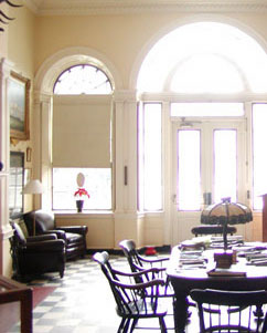 Athenaeum reading room