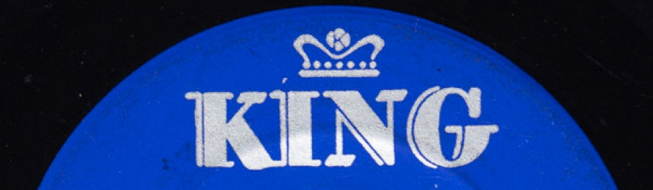 The King Records label logo