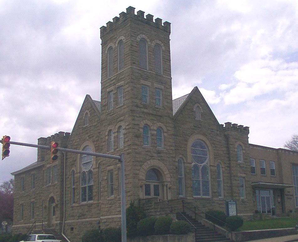 Presbyterian Church today