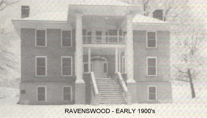 Rabvenswood early 1900s