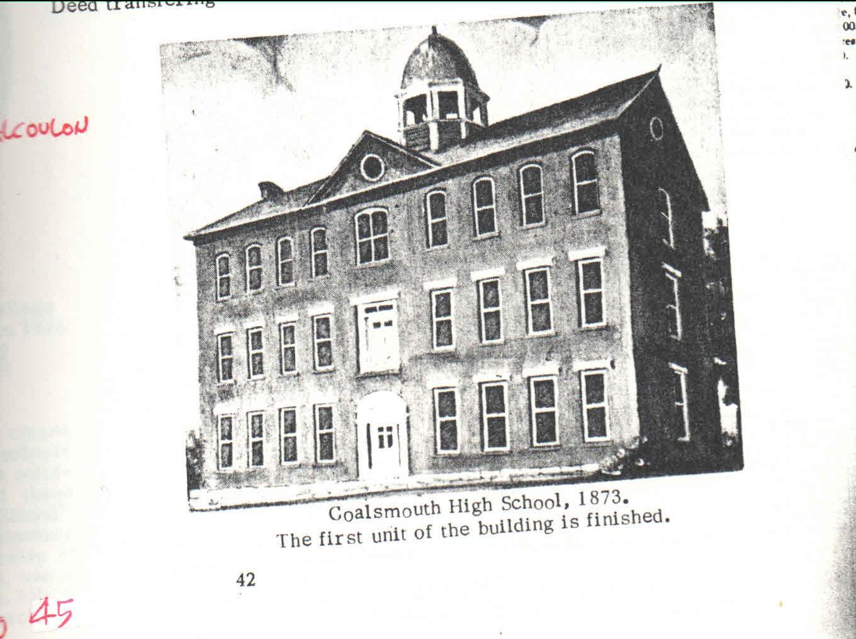 Shelton College, 1870s