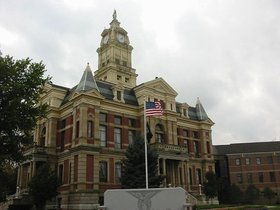 Union County Courthouse Present day
