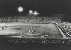 Peoria Stadium 1946.