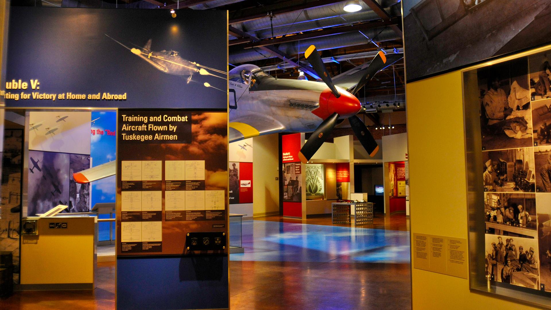 The Hangar 2 Museum