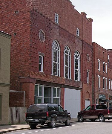 Cottrill's Opera House, July 2006