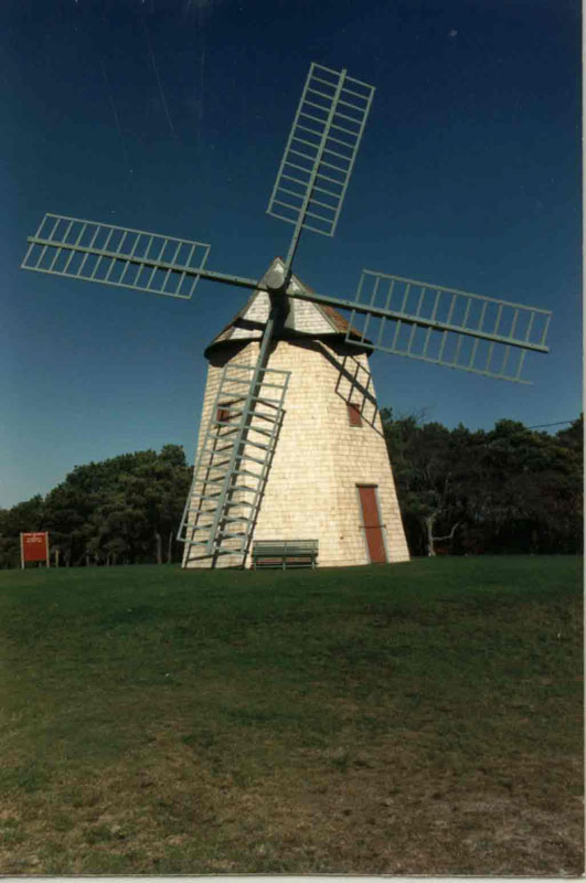 Chatham Windmill was placed on the National Register of Historic Places on November 30, 1978.