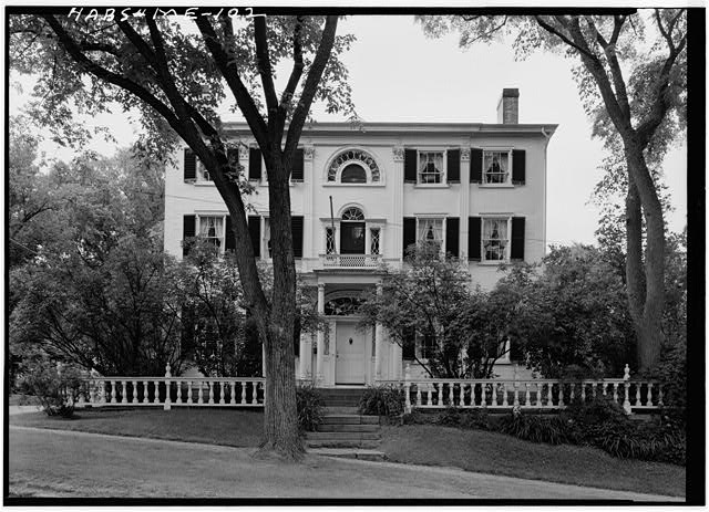 Nickels-Sortwell House, 1960