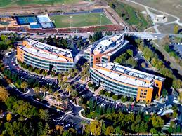 """Google's corporate headquarters is known as the """"Googleplex"""""""