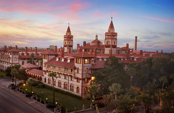 Flagler College offers historic tours of their campus that includes the opportunity to see some of the original furnishings while learning more about Flagler and the former resort.