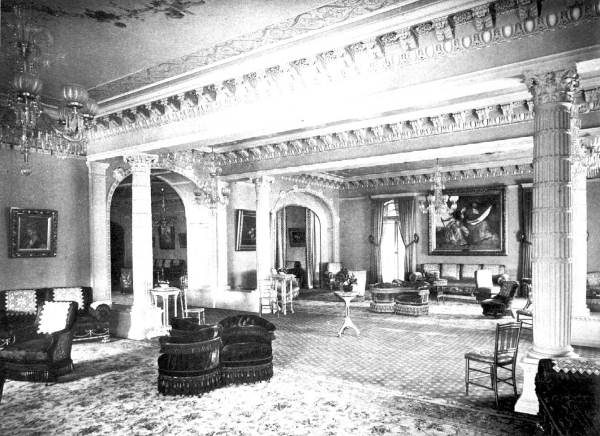 The Parlor Room in 1891