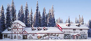 Santa Claus House is one of the top attractions in Interior Alaska, and has welcomed millions of visitors from all over the world.