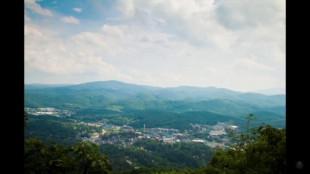 View from Howard Knob
