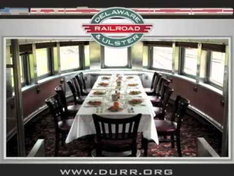 Dinner Train Excursions