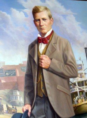 Captain Tom Ryman